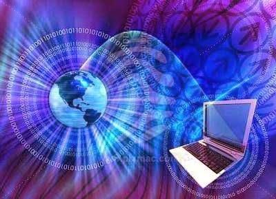 Ilustrasi Teknologi Informasi dan Komunikasi
