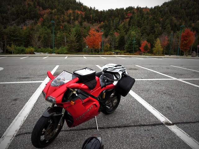 Ducati 916 New York