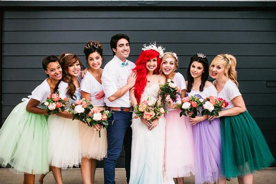 Ocho novias y un plan bodas tem ticas - Bodas tematicas ...