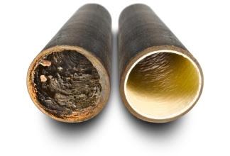 Un nuovo tubo dentro quello vecchio