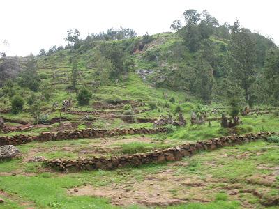 (Ethiopia) - Addis Ababa - Mount Entoto