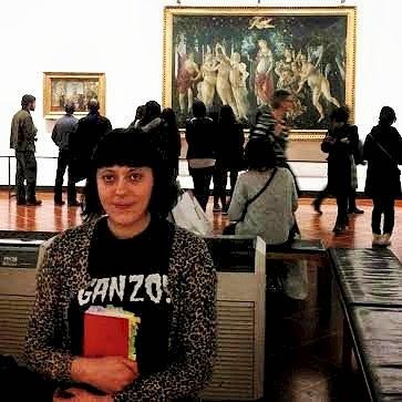 tiportoafirenze Claudia Vannucci guida turistica