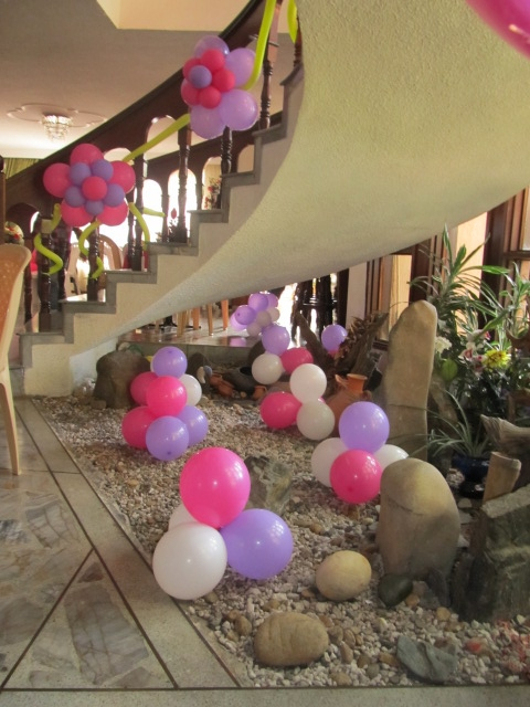 Decoracion de primera comunion fiestas tematicas - Decoracion fiesta comunion ...