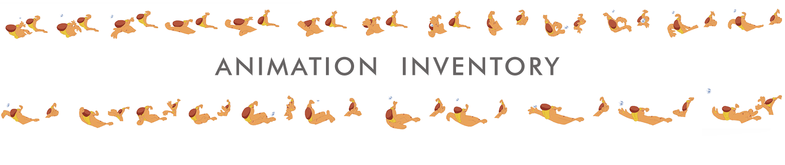 Animation inventory