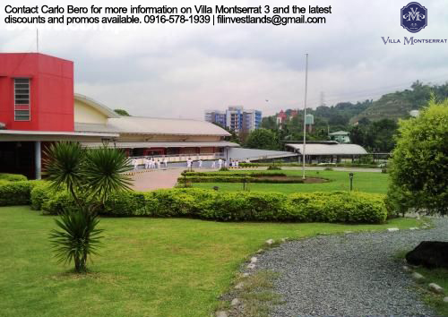 Lot for sale in Taytay, Rizal, Philippines, Villa Montserrat 3