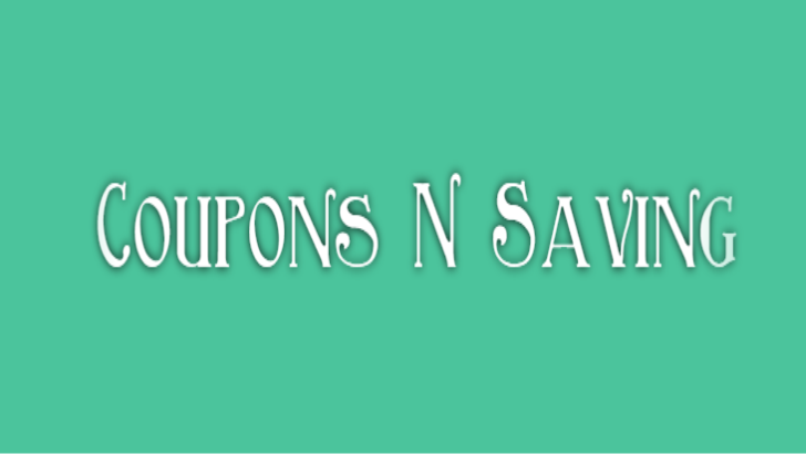 Coupons N Saving