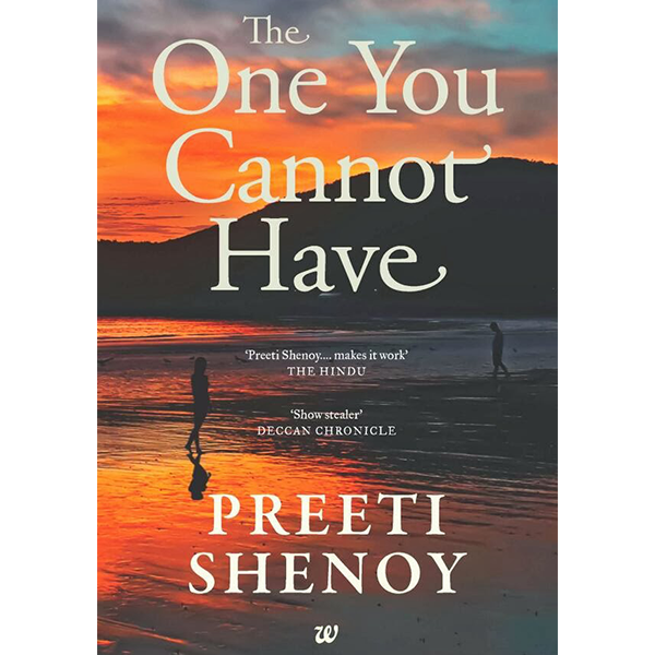 Book Bucket Challenge - The One You Cannot Have