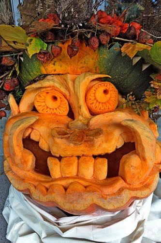 Kims Big Quilting Adventure Its Pumpkin Carving Time