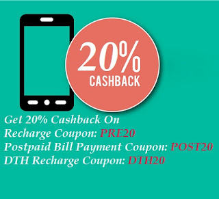 freecharge recharge offers. coupons, cashbacks