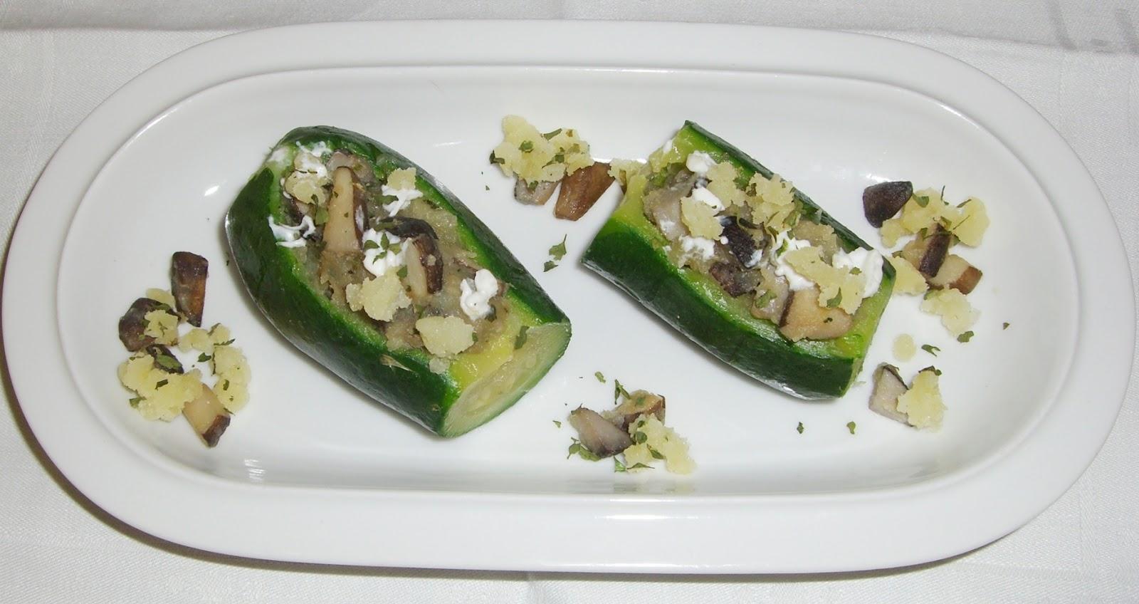 Cucinare assaporare bere e dintorni zucchine ripiene di for Cuocere v cucinare