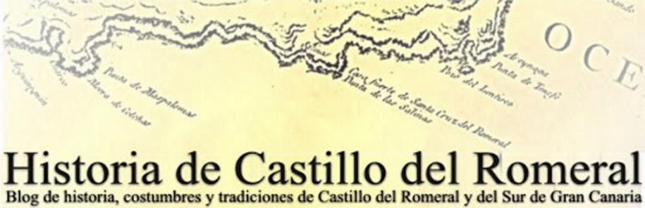 Historia de Castillo del Romeral