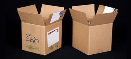 Embalagem Reutilizada