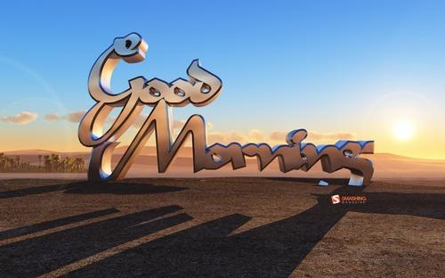 Love Good Morning 3d Wallpaper : Good Morning HD Wallpapers Desktops 2012HD Desktop 3D Backgrounds 1080pHot Girls