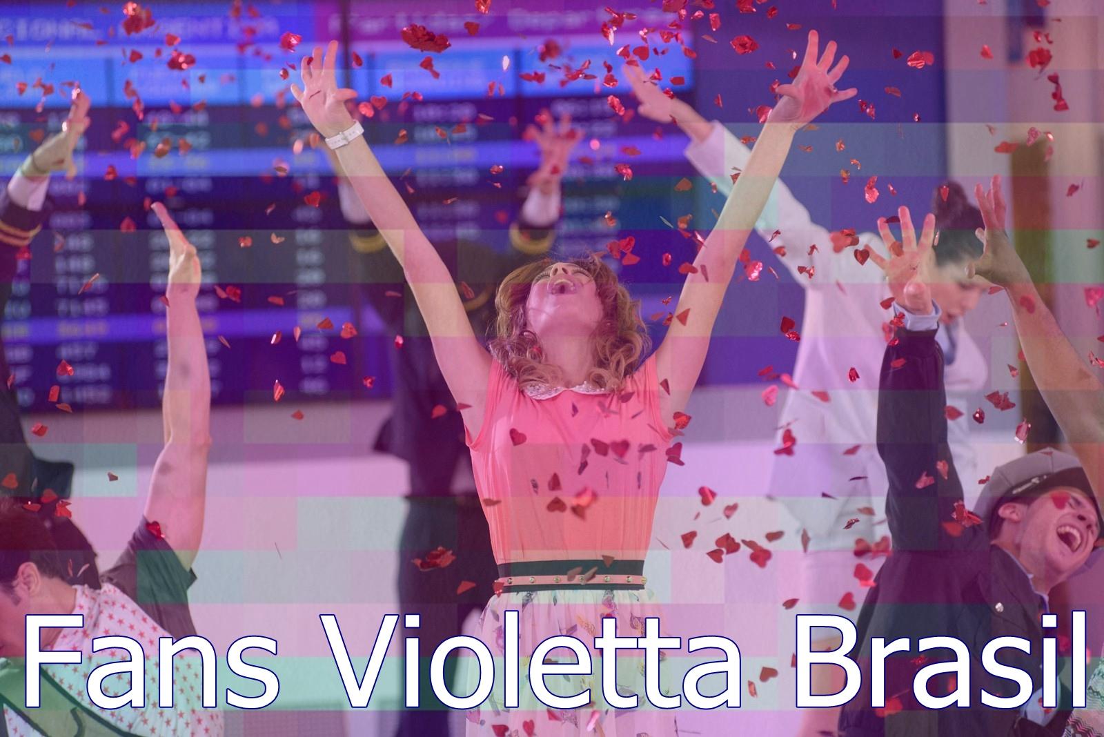 Fans Violetta Brasil