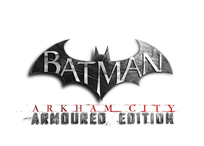 Batman: Arkham City Armoured Edition Logo - We Know Gamers