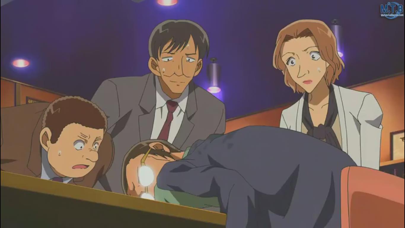Detective Conan Episode 738 Sub Indonesia