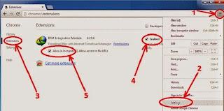 Cara Memasang Tombol IDM pada Google Chrome