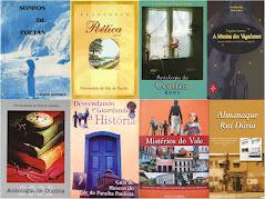 Destes trabalhos não tenho mais exemplares. Alguns podem ser encontrados em sebos e livrarias.