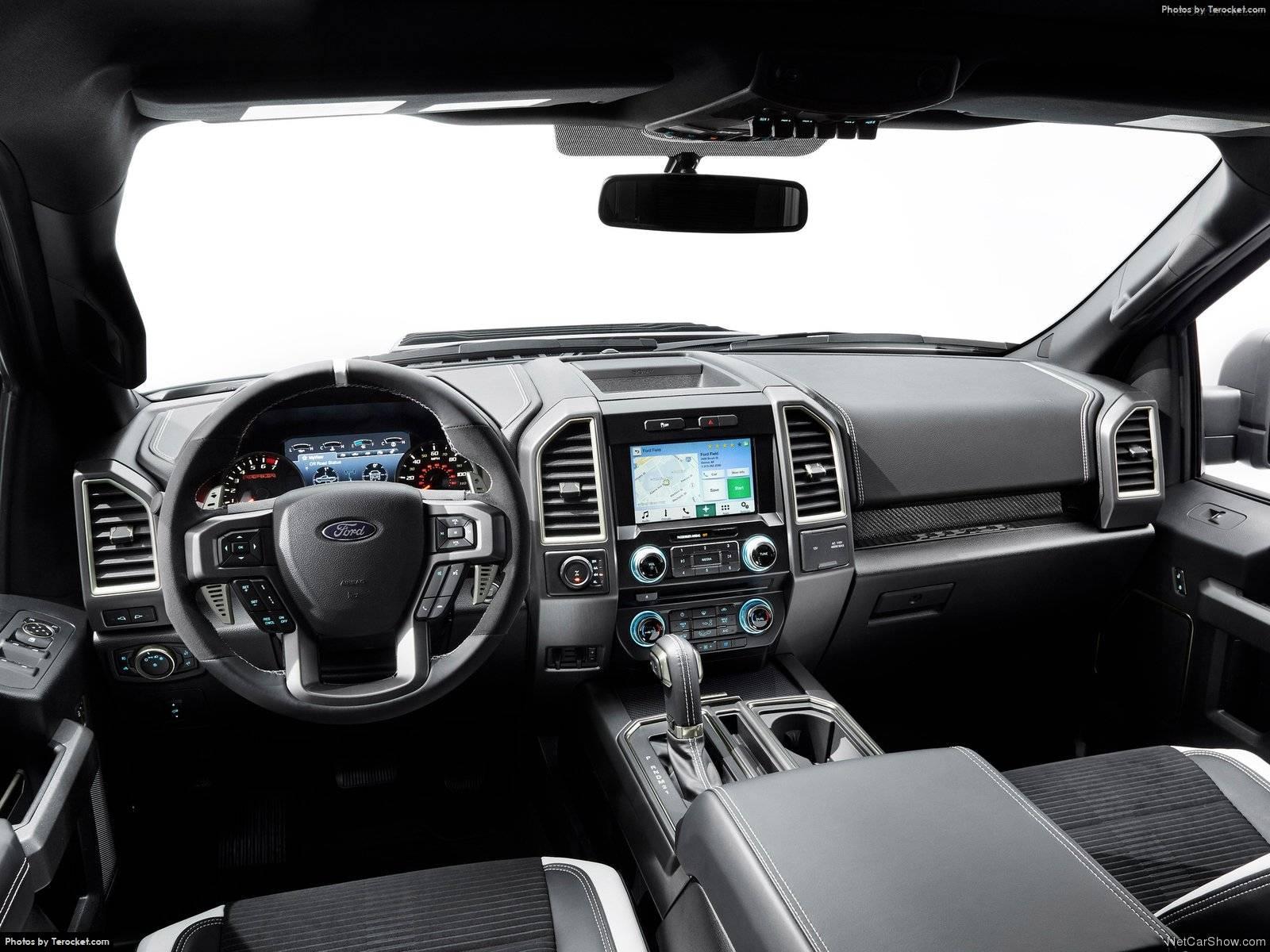 Ford F-150 Raptor 2017