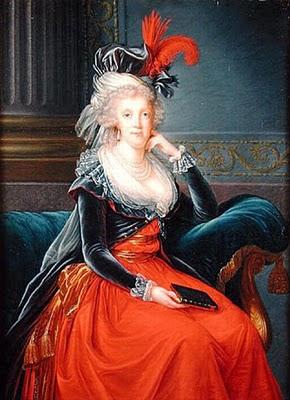 Family: The Habsburgs Tumblr_carolina_austria_naples