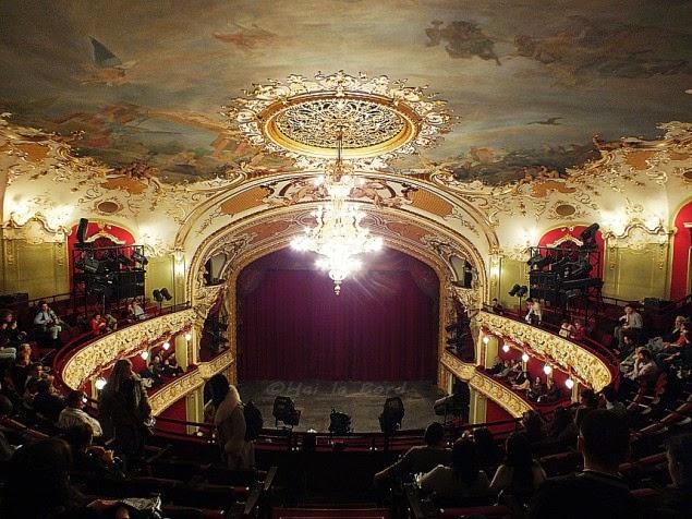 sala mare teatru iasi