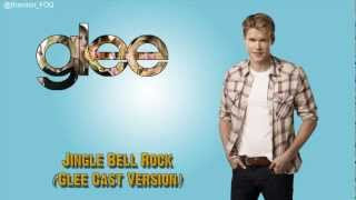 glee cast jingle bell rock cover