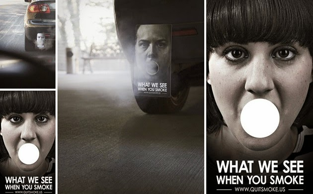 What We See When You Smoke