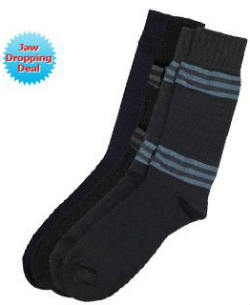 Arrow Mens Socks