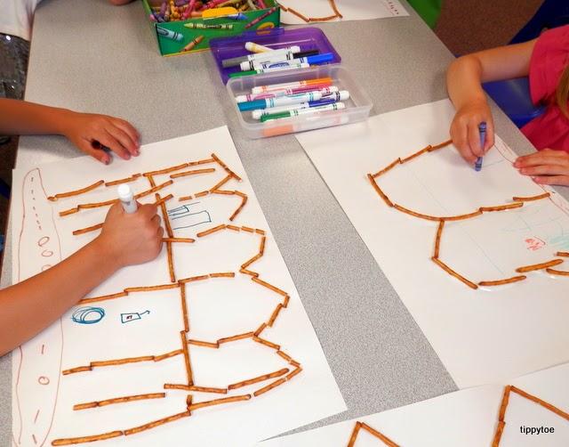 Tippytoe crafts pretzel tree houses for Tree house blueprint maker