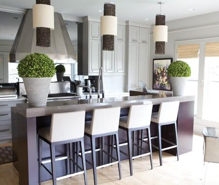 New home interior design mcintyre bills designs for Modern kitchen updates