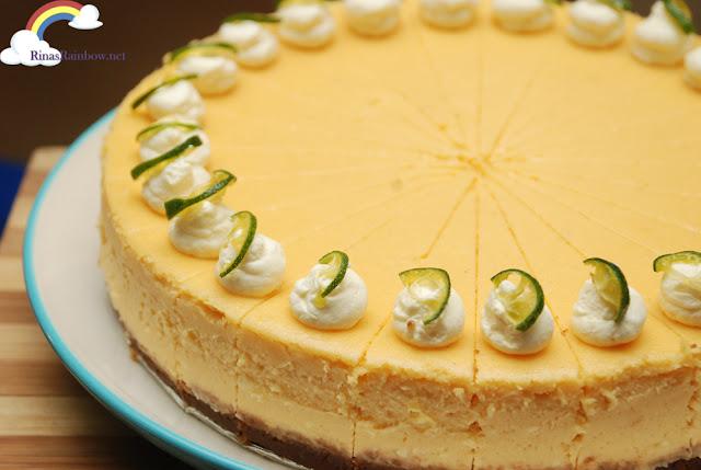 Dayap Cheesecake