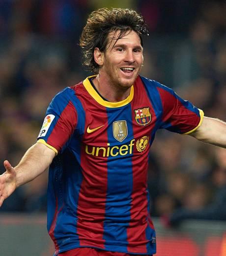 Lionel Messi 2011 Boots. 3/Lionel Messi (Barcelona,