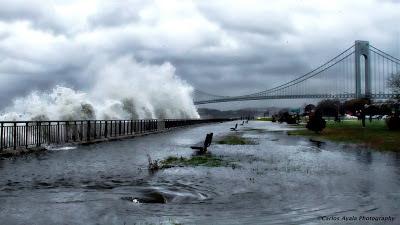 verrazano bridge, carlos ayala, hurricane sandy