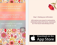 Inspirational App of the Month - Be More Me