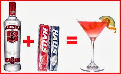 Drinks com Vodka Fáceis