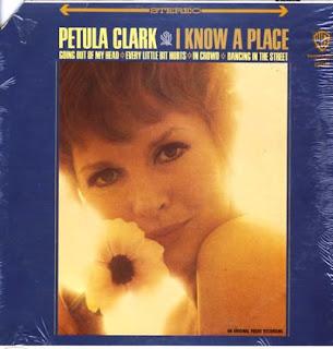 Petula Clark - I Know A Place (1965)