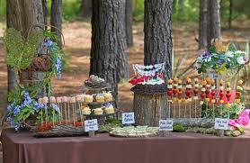 Flower Garden Birthday Party Ideas