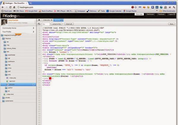 Best online Code Editors for Developers