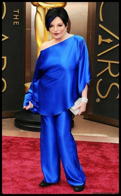 Liza Minnelli Oscars 2014