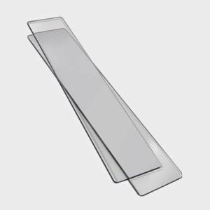 """Удлиненные пластины для вырубки, Decorative Strip Cutting Pads, 13"""", 1 Pair, арт.654558"""