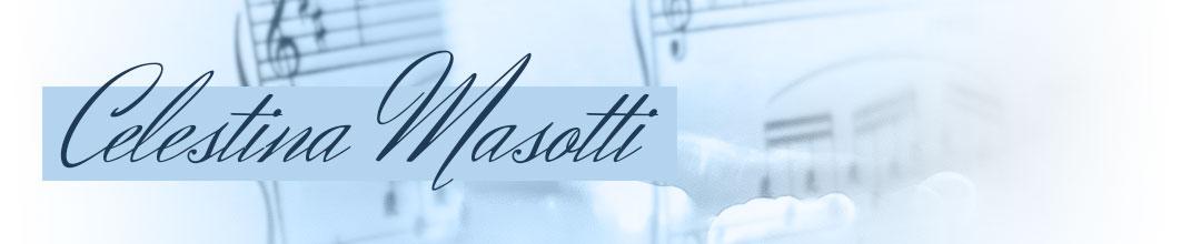Celestina  Masotti Personal Blog