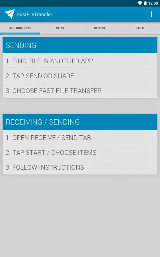 Fast File Transfer PRO v2.0.7
