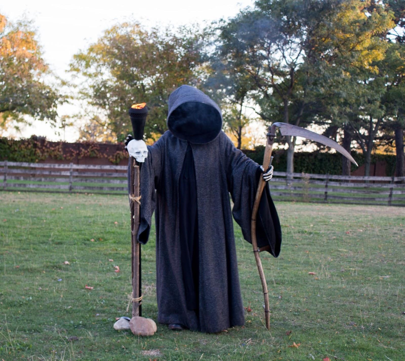 My Life in Retirement: Happy Halloween in Pictures