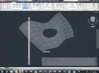 Modelado de superficies 3D en Autocad 2011