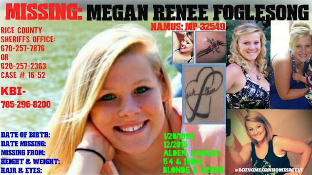 Bring Megan Home