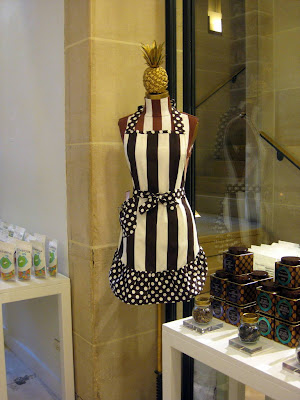 Henri Bendel Butter Me Up Apron - Photo by Taste As You Go
