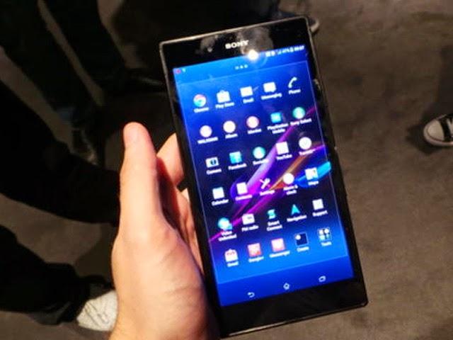 Sony, Sony Xperia, Sony Xperia Z Ultra C6802