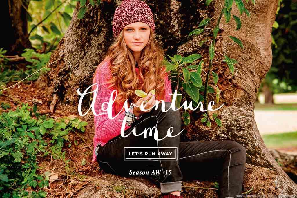 Buddies otoño invierno 2015. Gorros y accesorios de lana otoño invierno 2015.