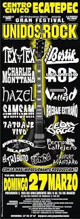 Festival Unidos Por El Rock