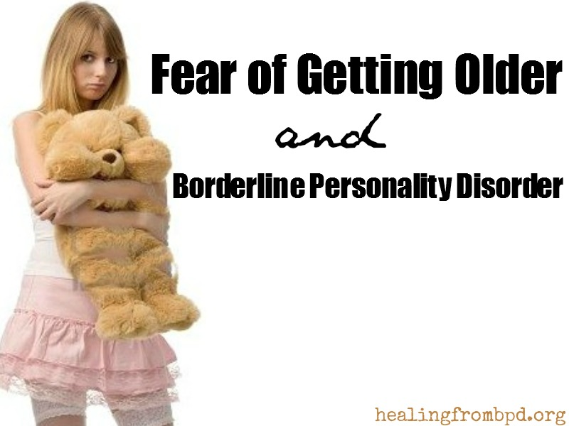 Older and Borderline Personality Disorder  Age Regression  TraumaBorderline Personality Disorder